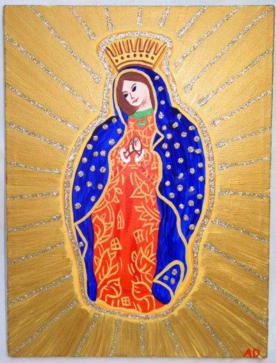 Virgin by Andrea Drugay